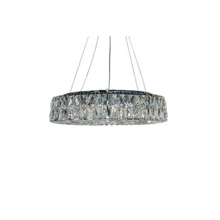 Inexpensive Baker 8-Light Chandelier By LightUpMyHome