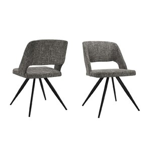 Brighton Beach Side Chair (Set of 2) Brayden Studio