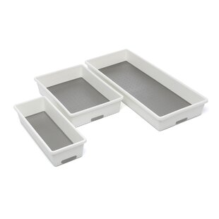 Made Smart Housewares 3 Piece Drawer Organize Set