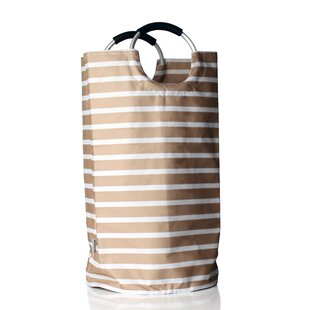 Ring Handle Laundry Bag By Symple Stuff
