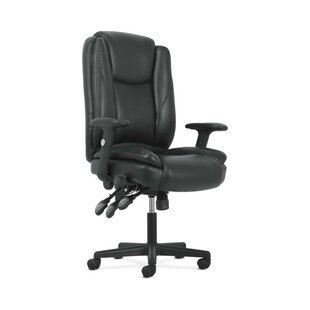 Dalton Ergonomic Executive Chair by Symple Stuff Wonderful