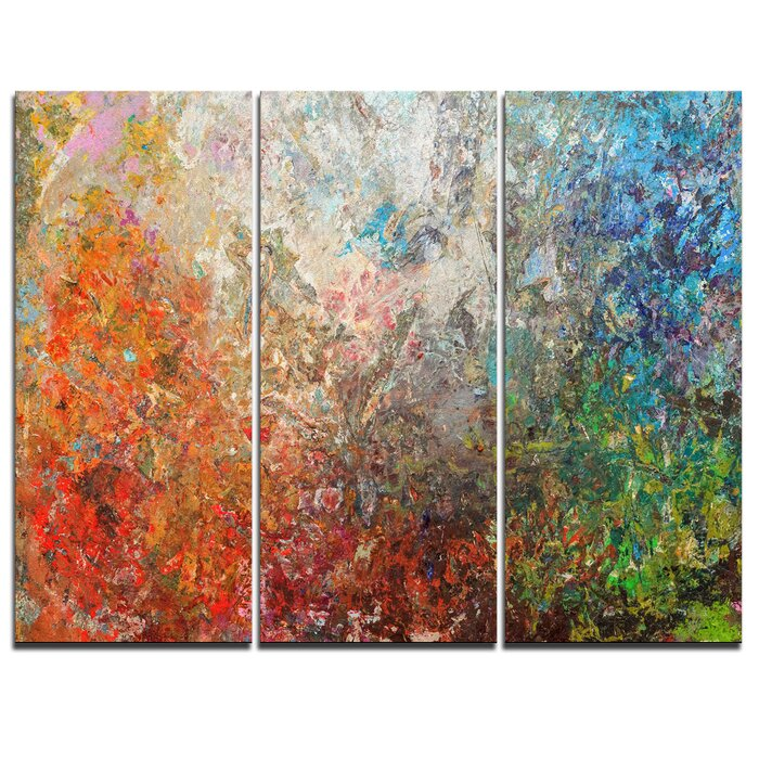 Abstract Art Designs Canvas