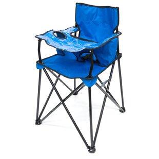 Freeport Park Jonathan Baby High Folding Camping Chair