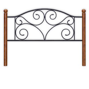 Alcott Hill Wolfhurst California King Open-Frame Headboard