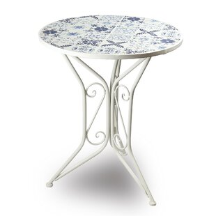 Hojovice Iron Dining Table By World Menagerie