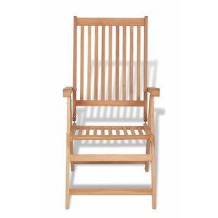 Merveilleux Reclining Garden Chair