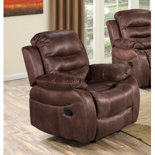 Courville Manual Glider Recliner by Winston Porter