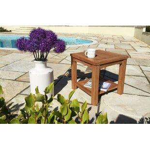 Berryessa Teak Coffee Table By Sol 72 Outdoor