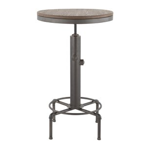 Carmona Adjustable Pub Table