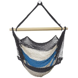 Tinker Mexican Swing Tree Hammock by Highland Dunes