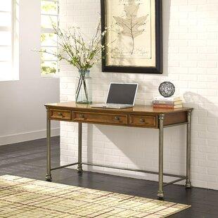 Maranto Solid Wood Writing Desk by Charlton Home