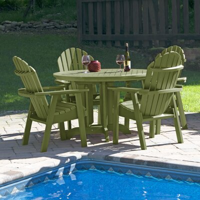 Magaw 5 Piece Dining Set by Longshore Tides Cool