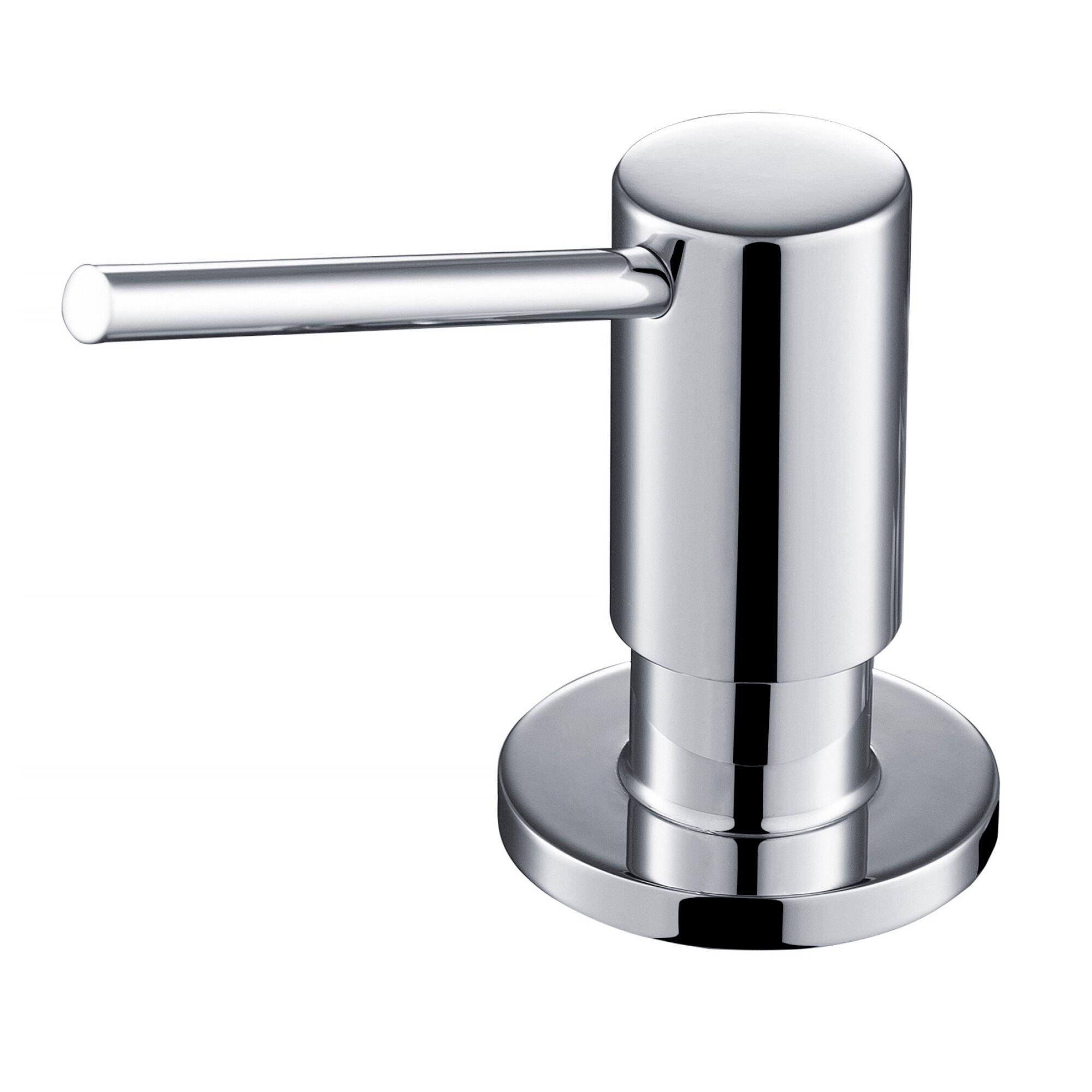 Kitchen Lotion Soap Dispenser