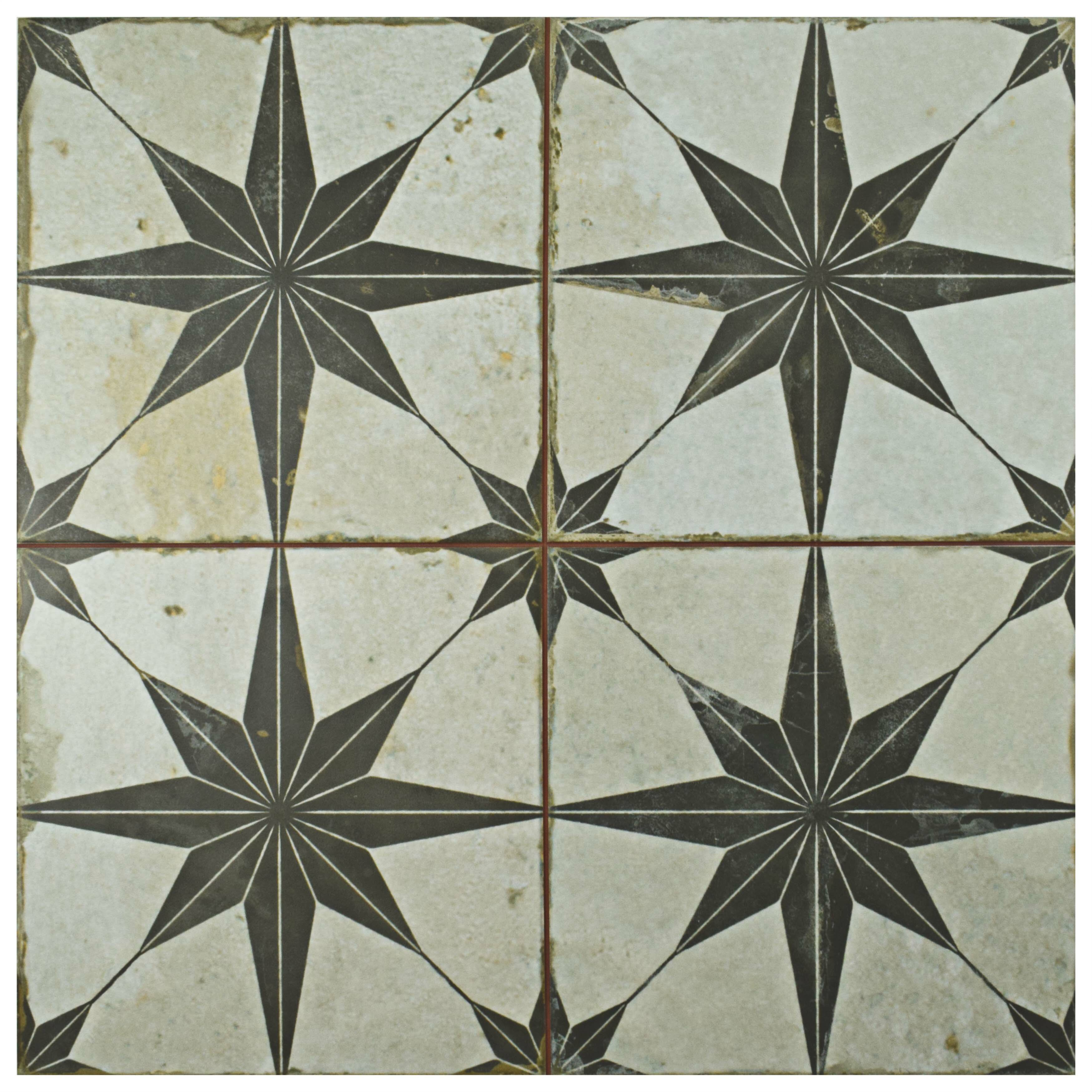 Elitetile allmodern royalty 1763 x 1763 ceramic field tile in beigegray dailygadgetfo Choice Image