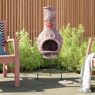 Best Clay Wood Burning Chiminea