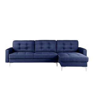 Utsey Tufted Sectional by Brayden Studio