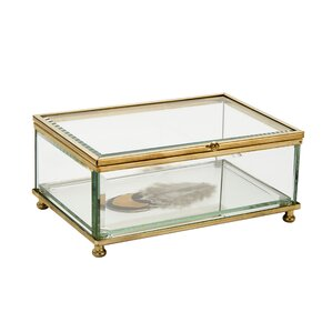 Gold Jewelry Boxes Youll Love Wayfair