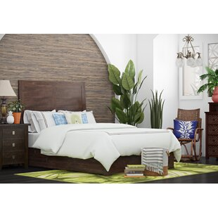 Bay Isle Home Oxalis Storage Platform Bed