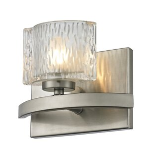 Kolar 1-Light Bath Sconce by Latitude Run