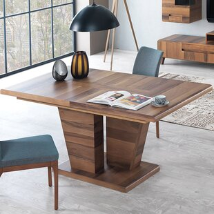 Flora Extendable Dining Table by Keyfex