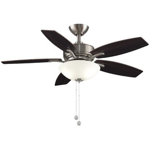 Price comparison 44 Aire Deluxe 5 Blade Ceiling Fan By Fanimation
