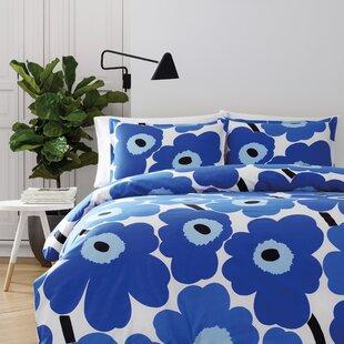 Marimekko Unikko Reversible Duvet Cover Set