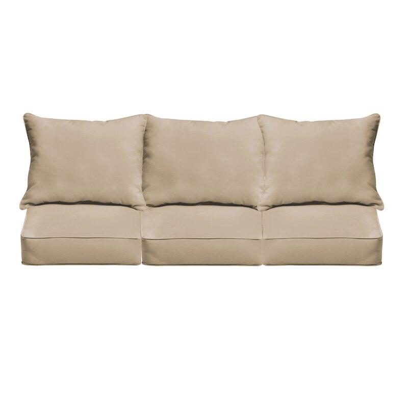 Indoor/Outdoor Sofa Cushions