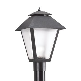 Read Reviews Lowell 1-Light Lantern Head By Charlton Home