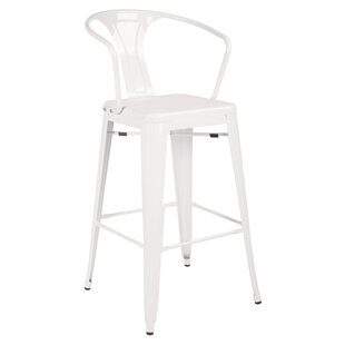 Wilkinson 30 Cafe Bar Stool (Set of 2) Brayden Studio