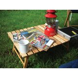 Folding  Solid Wood Camping Table