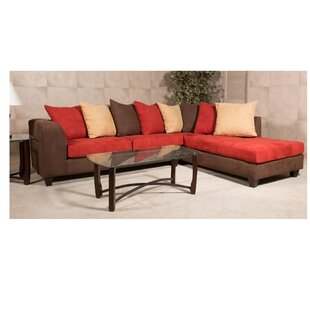 Shop For Hirsche Sectional by Latitude Run Reviews (2019) & Buyer's Guide