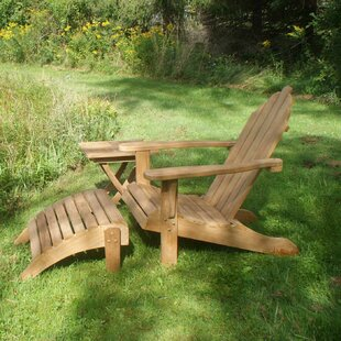 Jewels of Java Teak Adirondack Chair