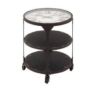 Woodland Imports Ella Elaine Timeless End Table