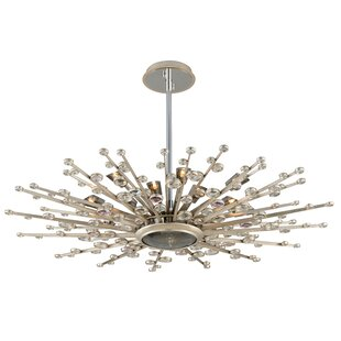 Corbett Lighting Big Bang 16-Light Sputnik Chandelier
