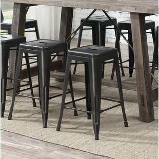 Dasilva 24 Bar Stool (Set of 2) by Williston Forge