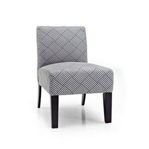 Woollard Slipper Chair by Breakwater Bay
