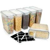 Eva Cereal Dispenser (Set of 6)