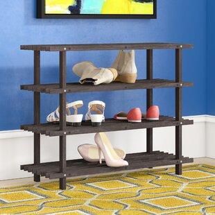 Wrought Studio 4-Tier Shoe Rack