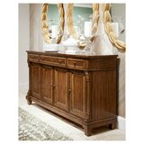 Old Town 70'' Wide 3 Drawer Sideboard by Stanley Furniture