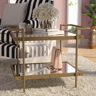 Devonna End Table by Willa Arlo Interiors
