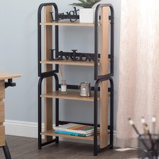 Stackable Etagere Bookcase