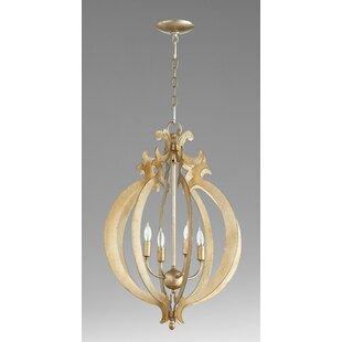 Cyan Design 4-Light Globe Pendant