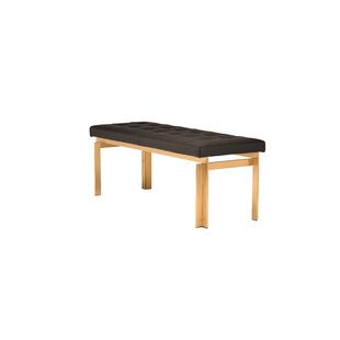 Guisborough Upholstered Bench by Everly Q..