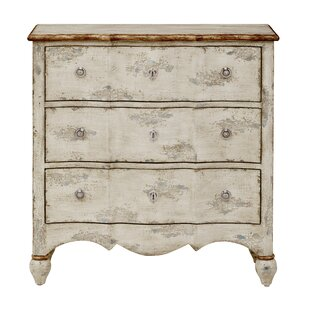 Reviews Shoreview 3 Drawer Accent Chest ByOphelia & Co.