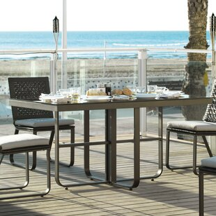 Alvina Dining Table By Sol 72 Outdoor