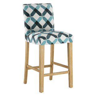 Duggan 31'' Bar Stool Highland Dunes