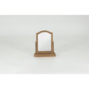 Arched Dressing Table Mirror By Union Rustic