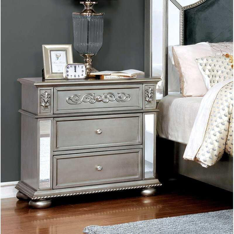 House Of Hampton Mcdermott Standard Configurable Bedroom Set Reviews Wayfair