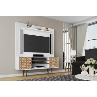 Jabari Entertainment Center for TVs up to 60 by George Oliver