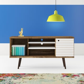 Allegra TV Stand for TVs up to 60 inches by Hashtag Home SKU:EC812546 Order